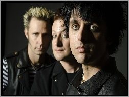 Mike Dirnt, Billie Joe Armstrong, Green Day, Tre Cool